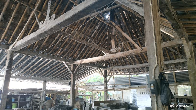 Tempat Produksi Sarasa Tegel